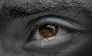 Trzanje očesa