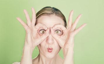 10 preprostih in sproščujočih vaj za oči