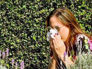 očesne alergije