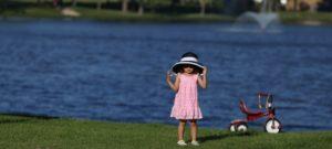 Zaščita otroških oči