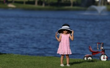 Zaščita otroških oči v poletnih mesecih