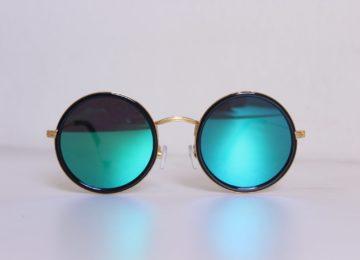 Razvoj sončnih očal