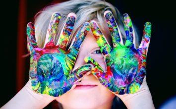 Daltonizem – motnja prepoznavanja barv