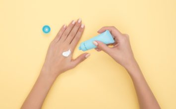 Kaj narediti, če pride do alergijske reakcije na kremo za okrog oči?