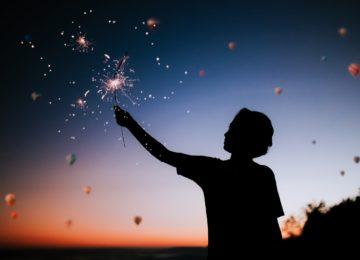 Čas praznovanja je tu – kako zaščititi oči pred ognjemetom?