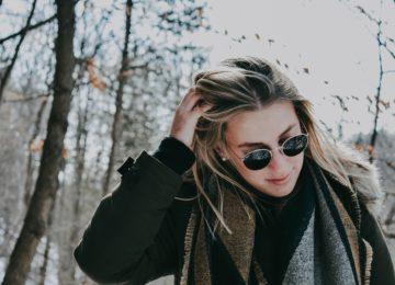 3 razlogi, zakaj je dobro nositi sončna očala tudi pozimi
