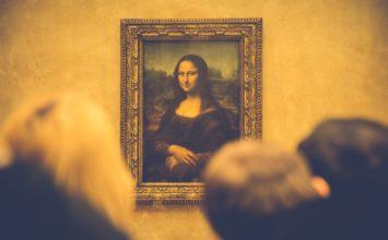 Težave z vidom – Leonardo Da Vinci je imel strabizem, Monet pa sivo mreno